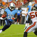 Tennessee Titans at Tampa Bay Buccaneers